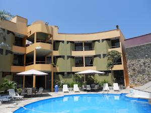 Featuring An Outdoor Pool And A Restaurant Emby Beach Offers Accommodations In Pisco Free Wi Fi Access Is Available Here Rooms At Are