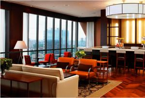 Sheraton Centre Toronto Room Service Menu