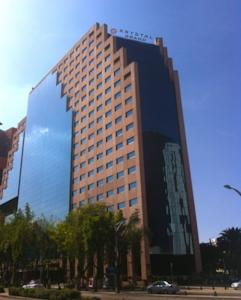 Krystal Grand Reforma Uno Mexico City