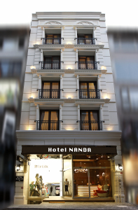 Nanda hotel in istanbul turkey best rates guaranteed for Hotels in istanbul laleli
