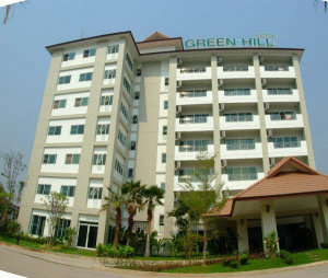 Green Hill Place In Chiang Mai Thailand Lets Book Hotel