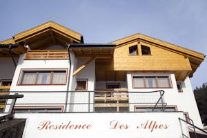 Residence appartamenti des alpes a cavalese italy - Hotel cavalese con piscina ...
