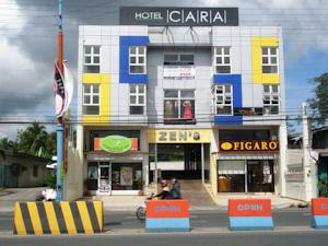 Hotel Cara Is Located A 2 Minute Drive From Robinsons Place Lipa Featuring Spa It Also Provides Daily Breakfast All Day Coffee And Drinking Water
