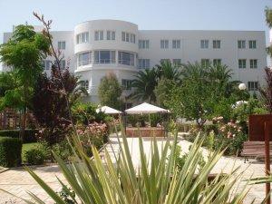 Hotel jardines la tejera in olula del rio spain best for Hotel jardines la tejera