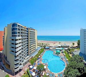 Hotel Bellevue Beach Access In Sonnenstrand Bulgaria Lets Book