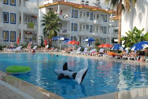 Anthos Garden   Safran Hotel