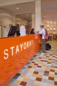 Stayokay Amsterdam Oost Zeeburg In Amsterdam
