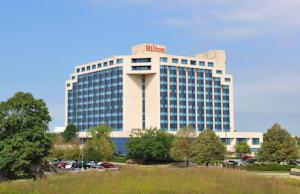 Hilton Minneapolis/St. Paul Airport Mall of America