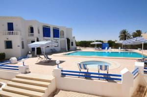 Appart hotel dar said midoun tunisia meilleurs tarif for Appart hotel saran