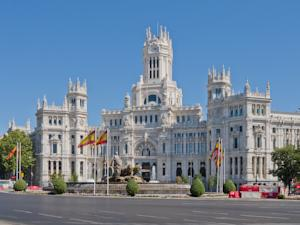 Madrid central in madrid spain best rates guaranteed Best hotels in central madrid