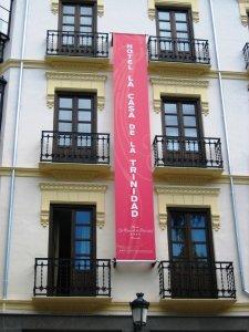 La casa de la trinidad in granada spain best rates guaranteed lets book hotel - La casa de la trinidad granada ...