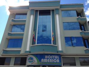 c13a2db4071 Hostal America in Loja
