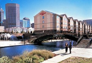 Residence Inn Indianapolis Downtown on the Canal photo