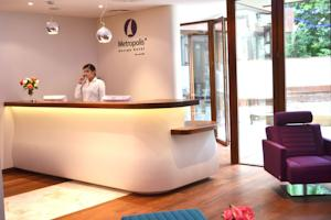 Metropolis design hotel in krakow poland best rates for Design hotel krakow