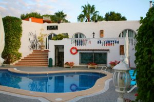 Villa Columbus Family Boutique Hotel In Paguera Spain