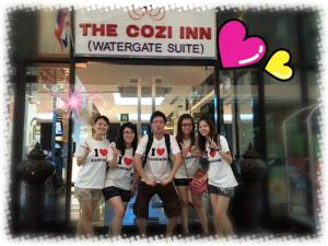 The Cozi Inn Hotel, Bangkok