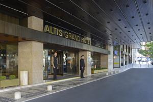 golden tulip hotel altis: