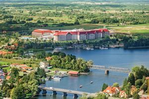 Hotel Gołębiewski Mikołajki W Mikołajki Poland Lets Book Hotel