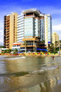 Hotel Costa del Sol en Cartagena de Indias, Colombia