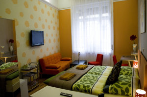 Budapest GuestRooms photo