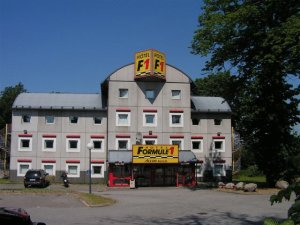 Hotel formule 1 malm in malmo sweden best rates for Booking formule 1