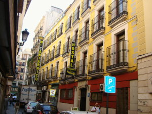 Car Hire Madrid City Centre