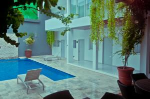 The st martin boutique hotel in playa del carmen mexico for Best boutique hotels playa del carmen