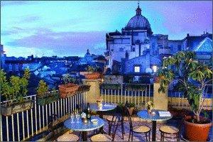 hotel smeraldo in rome italy best rates guaranteed