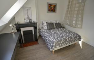 Elys e paris charming flat in paris france best rates for Flat hotel paris