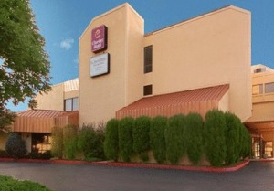 Clarion Hotel & Conference Center Colorado Springs