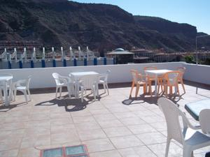 Pension eva in puerto de mogan spain best rates guaranteed lets book hotel - Pension eva puerto de mogan ...