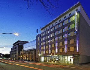 Holiday Inn Express Hamburg - St. Pauli-Messe