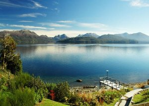 El faro boutique hotel spa by don en villa la angostura for Jardin 61 bariloche