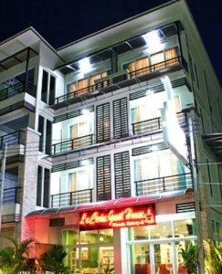Guesthouse Pattaya
