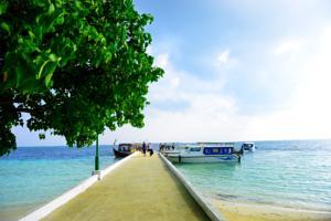 Biyadhoo Island Resort In South Male Atoll Maldives Lets