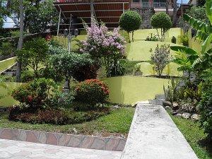 Mediterranean dreams el dorado en ciudad de panam panama for Decoracion de jardines en panama