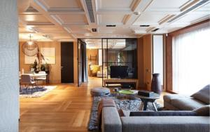 Luxury Avenue Blank Apartment