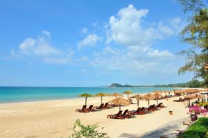 Amata Resort Spa Ngapali Beach à