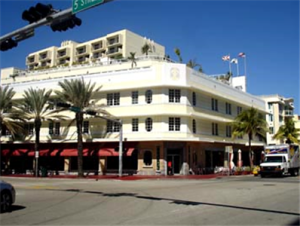 The Bentley Hotel Miami Beach