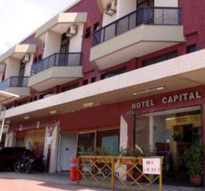 hotel paradise vitoria: