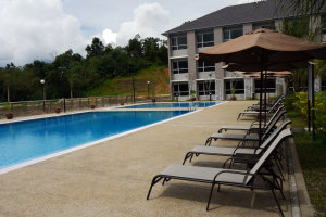 Cherengin Hill Convention & Spa Resort