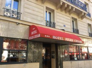 H Tel Jules Cesar In Paris France Best Rates Guaranteed