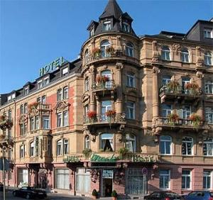 Hotel In Mannheim Nahe Hauptbahnhof