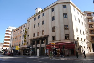hotell cuenca spania