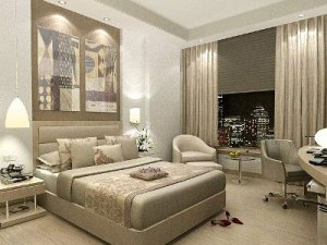Living Room Naraina by Seasons Hotels