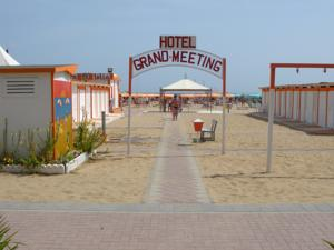 Grand meeting hotel a rimini italy migliori tariffe - Bagno 46 rimini ...