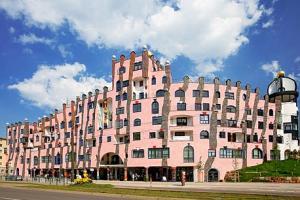 Hotel in der gr nen zitadelle von magdeburg magdebourg for Design hotel magdeburg