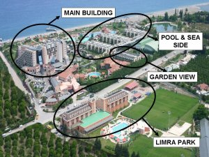 Hotel Limak Limra Resort Bewertung