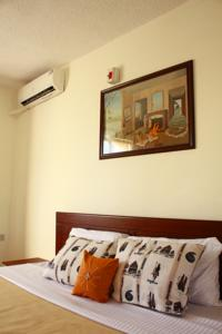 Moi online booking of rooms