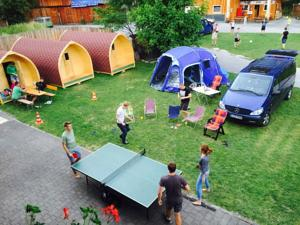 Wilderness   Cabins & Camping   Branson